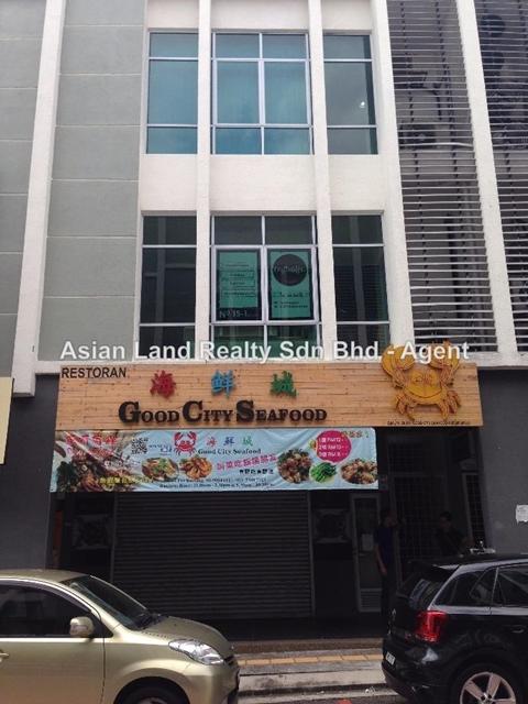 Sri Petaling Shop Lot