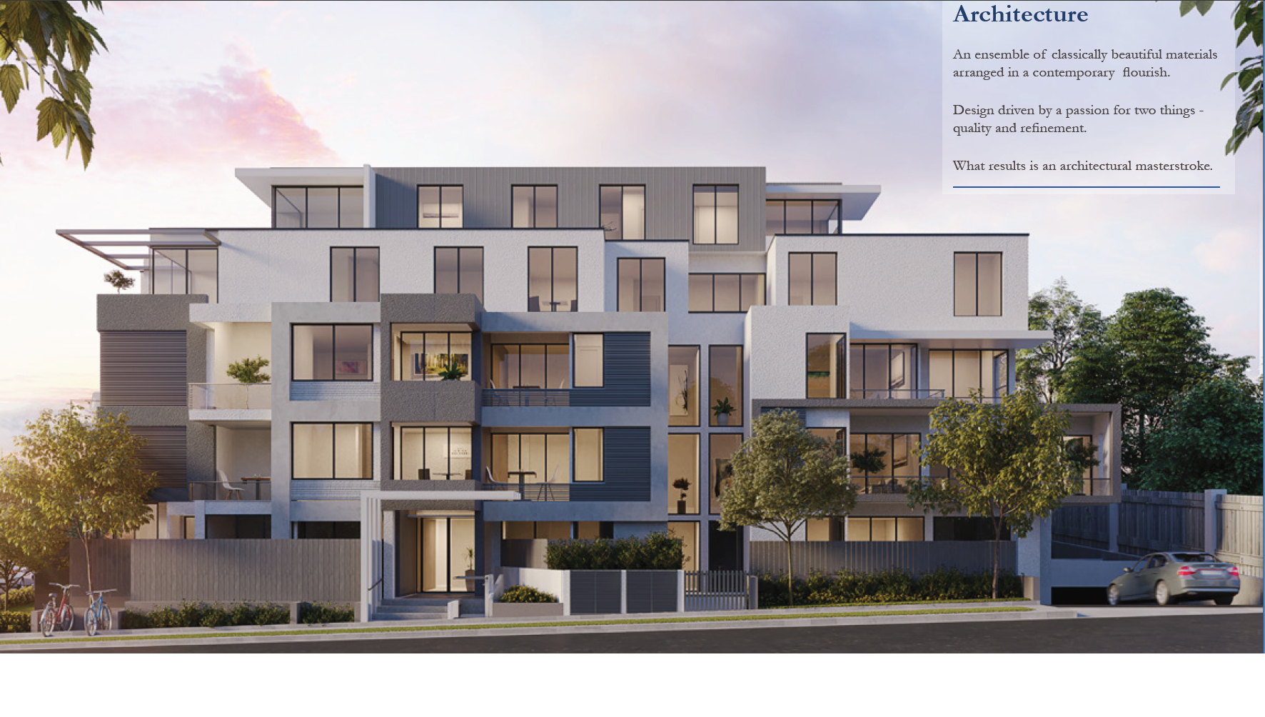 Parer Apartments – Burwood Melbourne