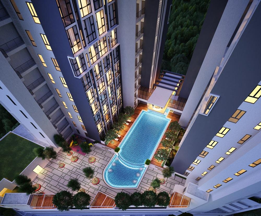 Amanja Semi-D Suites, Sri Damansara